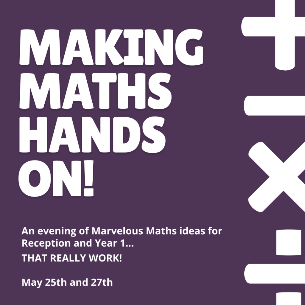 Making Math's Hands On